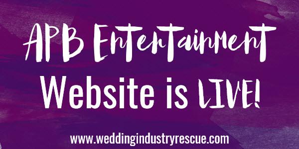 APB Entertainment website is live