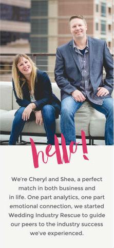Cheryl and Shea Blog Bio