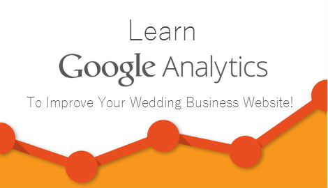 Google Analytics for Wedding Website