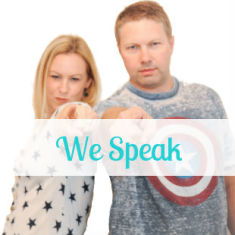 We Speak - Wedding Industry Rescue